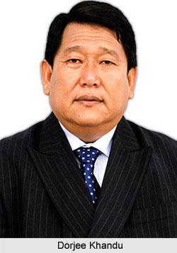 Dorjee Khandu, Former Chief Minister of Arunachal Pradesh