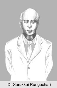 Dr S Rangachari, Physician of Madras Presidency