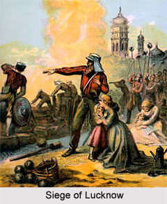 Effects Of Siege Of Lucknow, Indian Sepoy Mutiny