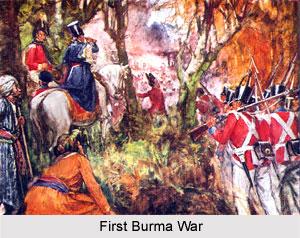 First Burma War