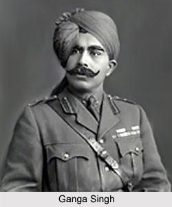 Ganga Singh, Maharaja of Bikaner