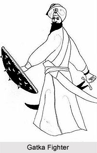 Gatka Fighter