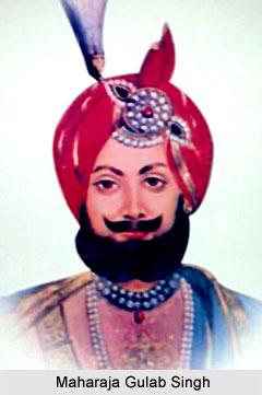 Gulab Singh, Maharaja of Jammu and Kashmir