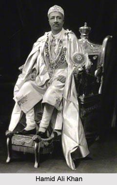 Hamid Ali Khan, of Rampur, Nawab of Rampur
