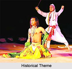 Historical Theme in Kannada Theatre