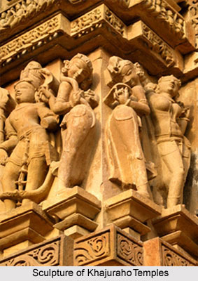 Indian Temple Sculptures