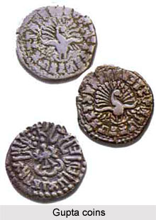 Indianity of Gupta coins