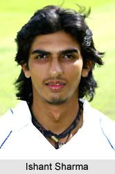Ishant Sharma, Indian Cricket Player