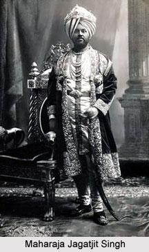 Jagatjit Singh, Maharaja of Kapurthala