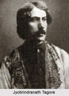 Jyotirindranath Tagore, Bengali Theatre Personality