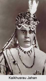 Kaikhusrau Jahan, Nawab Begum of Bhopal
