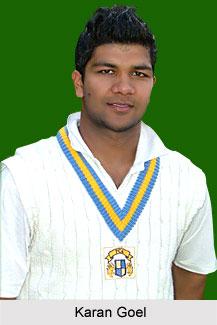 Karan Goel, Punjab Cricket Player
