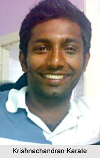Krishnachandran Karate, Kerala Cricket Player