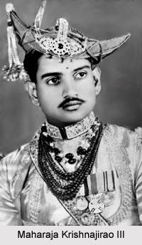 Krishnajirao III, Maharaja of Dewas
