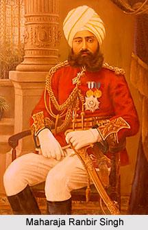 Maharaja Ranbir Singh of Jind