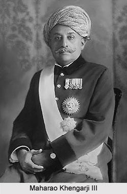 Khengarji III, Maharao of Kutch