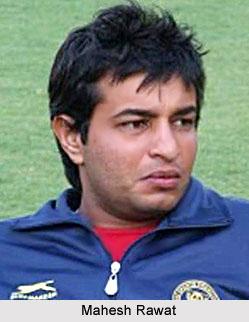 Mahesh Rawat, Haryana Cricket Player