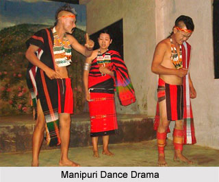 Development of Manipuri Theatre