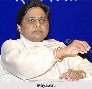 Mayawati, Former Chief Minister of Uttar Pradesh