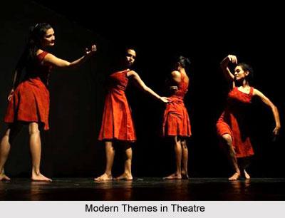 Modern Themes in Kannada Theatre