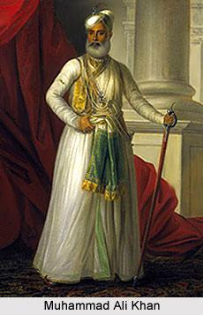 Muhammad Ali Khan, Nawab of Masulipatam