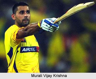 Murali Vijay Krishna, Tamil Nadu Cricketers