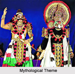 Mythological Theme in Kannada Theatre