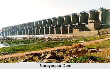 Narayanpur Dam, Karnataka