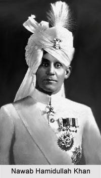 Nawab Hamidullah Khan Nawab Of Bhopal