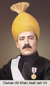 Osman Ali Khan Asaf Jah VII, Nizam of Hyderabad