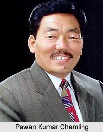 Pawan Kumar Chamling, Chief Minister of Sikkim