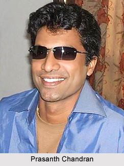 Prasanth Chandran, Kerala Cricket Player