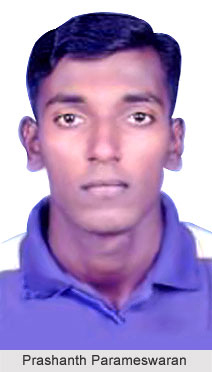 Prashanth Parameswaran, Kerala Cricket Player