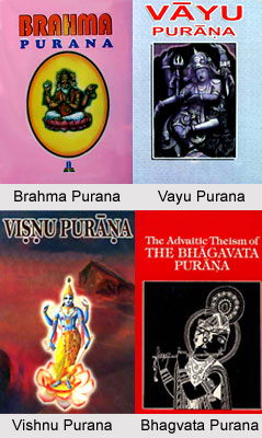Puranic Sources of ancient Indian history