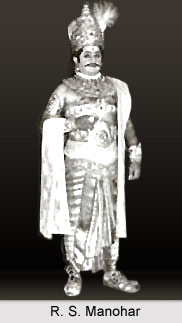 R. S. Manohar, Tamil Theatre Personality