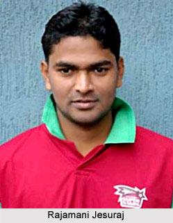 Rajamani Jesuraj, Tamil Nadu Cricket Player