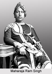 Ram Singh, Maharaja of Bharatpur