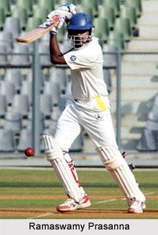 Ramaswamy Prasanna, Tamil Nadu Cricket Player