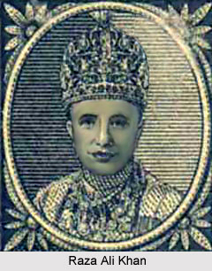 Raza Ali Khan, Nawab of Rampur