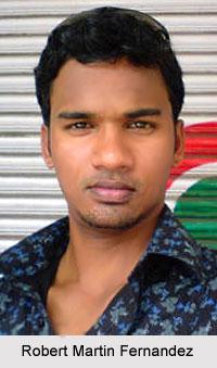 Robert Martin Fernandez, Kerala Cricket Player