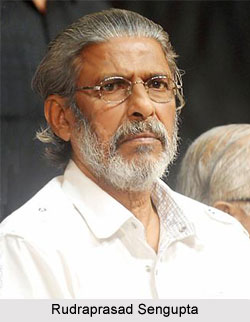 Rudraprasad Sengupta, Bengali Theatre Personality
