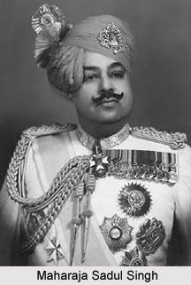 Sadul Singh, Maharaja of Bikaner