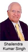 Shailendra Kumar Singh, Former Governor of Rajasthan