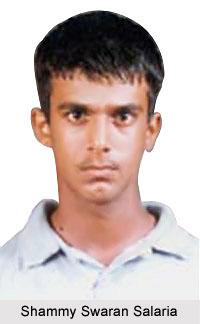 Shammy Swaran Salaria, Jammu & Kashmir Cricket Player
