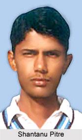 Shantanu Pitre, Madhya Pradesh Cricket Player