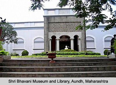 Shri Bhavani Museum and Library, Aundh, Maharashtra