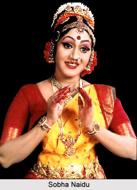 Sobha Naidu, Indian Kuchipudi Dancer