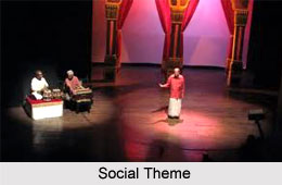 Social Theme in Kannada Theatre