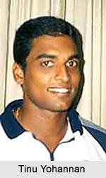 Tinu Yohannan, Kerala Cricket Player