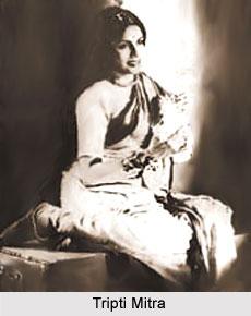 Tripti Mitra, Bengali Theatre Personality